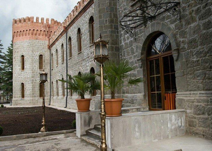 BORJOMI PALACE HEALTH & SPA CENTER 4****