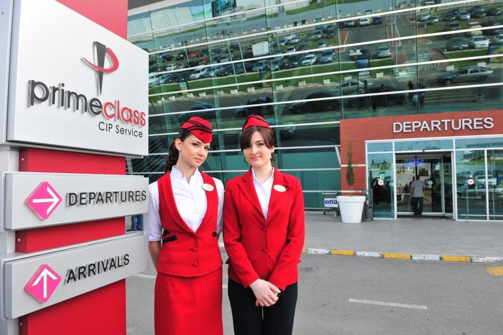 Tbilisi International Airport (TBS) - CIP Service