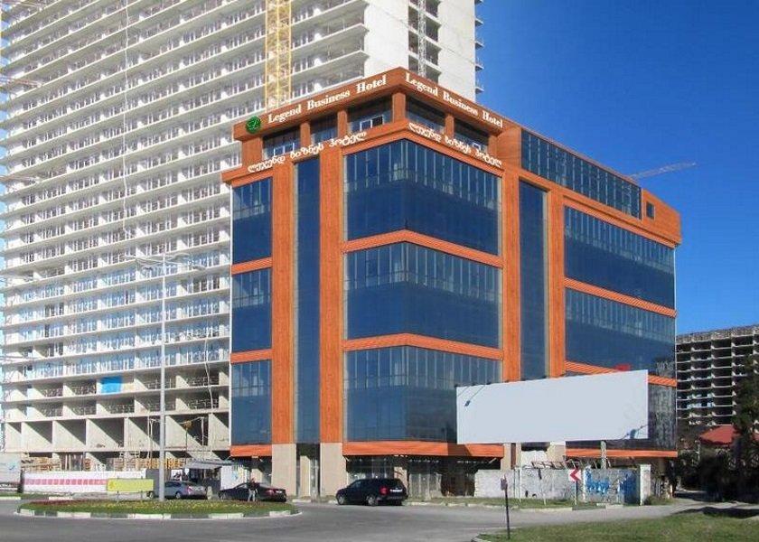 LEGEND BUSINESS HOTEL 4*