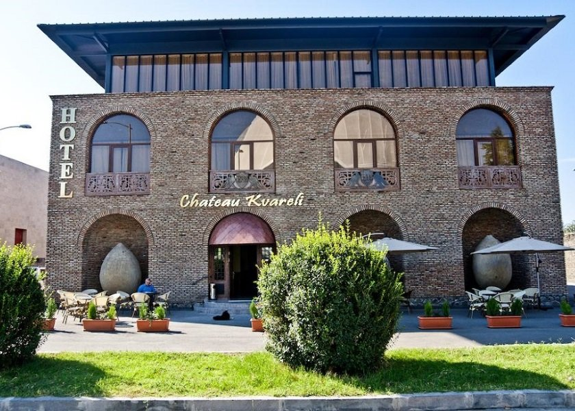 HOTEL CHATEAU KVARELI 3*