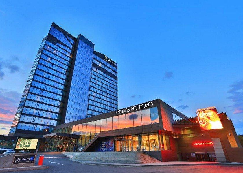 RADISSON BLU IVERIA HOTEL 5*