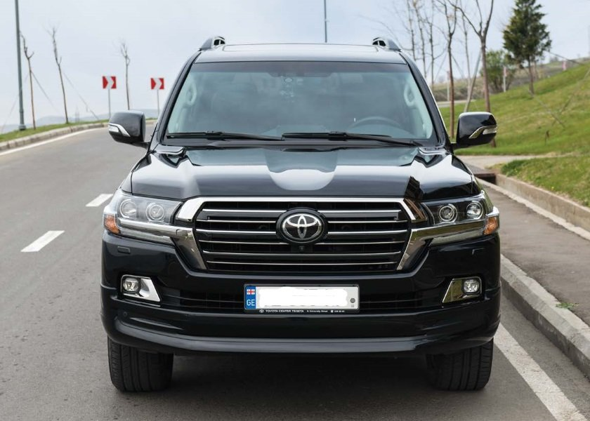 TOYOTA LAND CRUISER 200 EXCALIBUR EDITION 2018